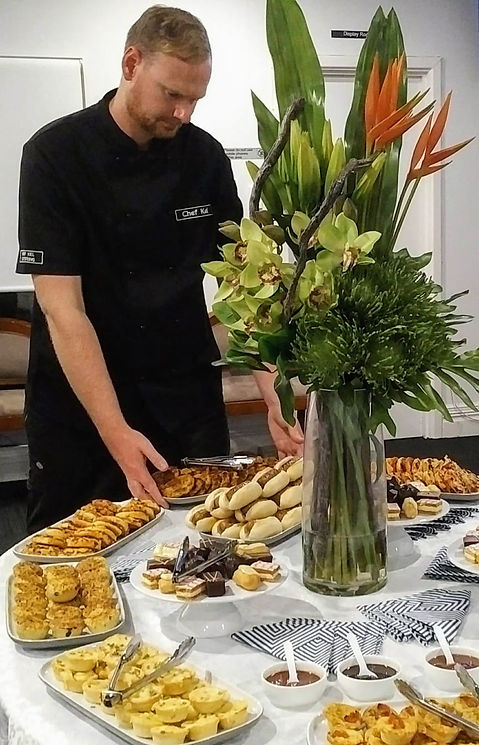 Chef Kel Party Food Catering Perth Finge
