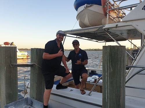 Chef Kel Catering Boat Catering Perth Charter Boat Caterer.jpg