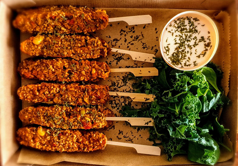 Vegan Party Catering Chef Kel Vegan Catering Perth Vegan Caterer Pert.jpg
