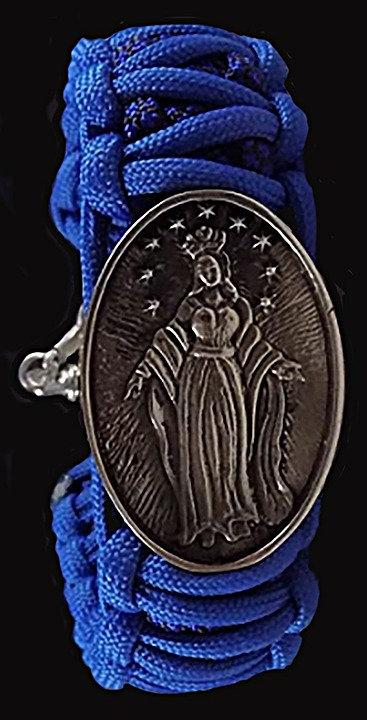 Legio Mariae (Marys Legion) Bracelet (Adjustable)