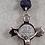 Thumbnail: Lourdes (Blue Spot Jasper Beads)