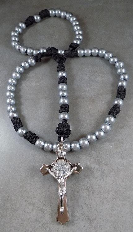 Black Monk - Silver