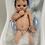 Thumbnail: Georgia full body silicone baby doll