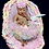 Thumbnail: June full body silicone baby doll