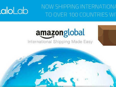 Lalolab now delivers internationally