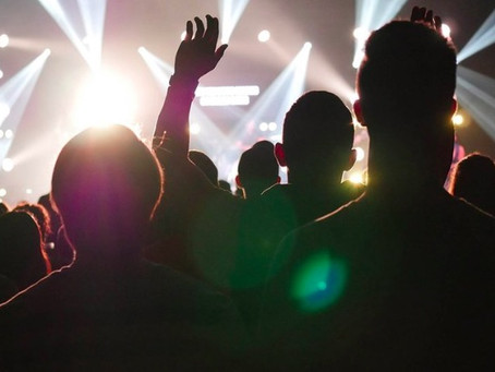 Reminder to protect your hearing: Yes, you should be wearing earplugs at concerts