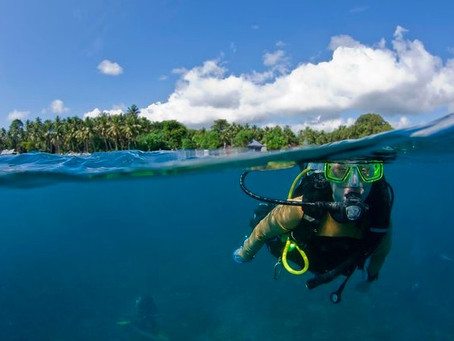 Easy Ear Clearing: A Scuba Diver's How-To Guide for Equalizing