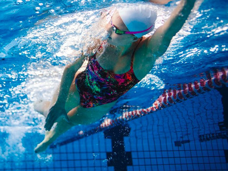 How Swimming Can Help You Lose Weight and Get Stronger, According to Trainers