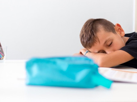 Only Half of U.S. Children Get Enough Sleep: Why That's a Serious Problem