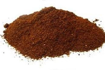 Chaga (dried; ground)