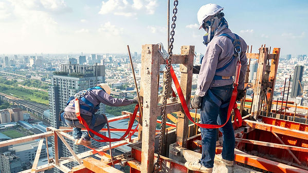 Fall protection systems training and auditing in Australia