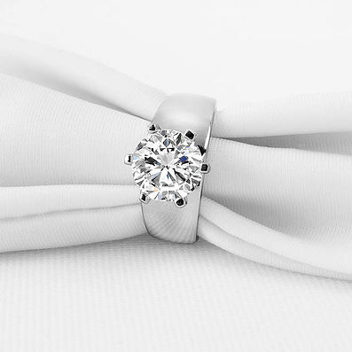 925-Pure-Silver-Solitaire-Rings-Classic-
