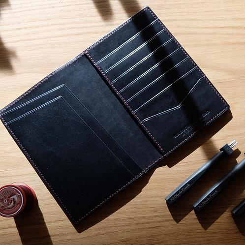 Brieftasche Caballero 1.0 Handgenäht