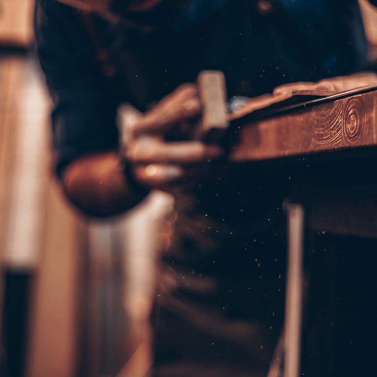 Leder Workshop / Juli.