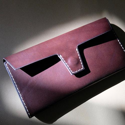 Geldbörse Dunkel Braun Chica 1.0
