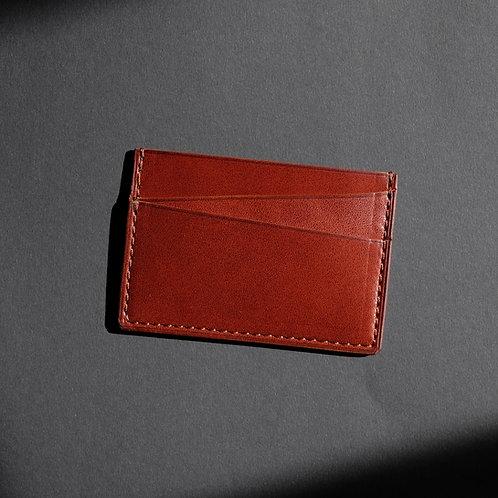 Kartenetui Cognac Sierra 1.0