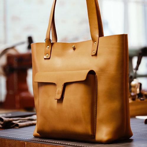 Shopper Tasche Natur BONITA 1.0