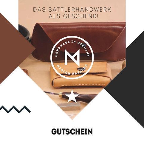 GUTSCHEIN (Leder-Workshops)