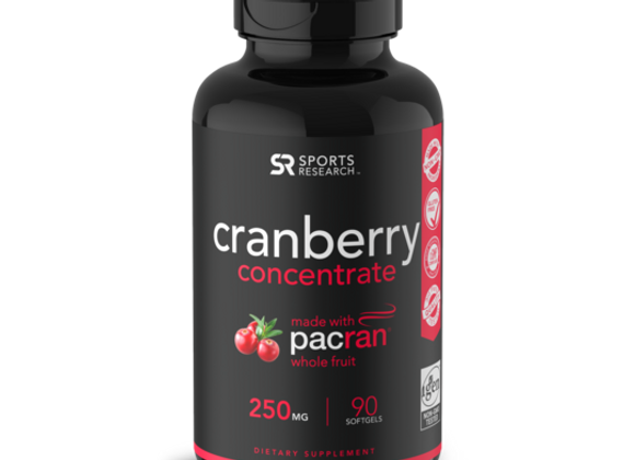 Sweet Sweat Cranberry Concentrate