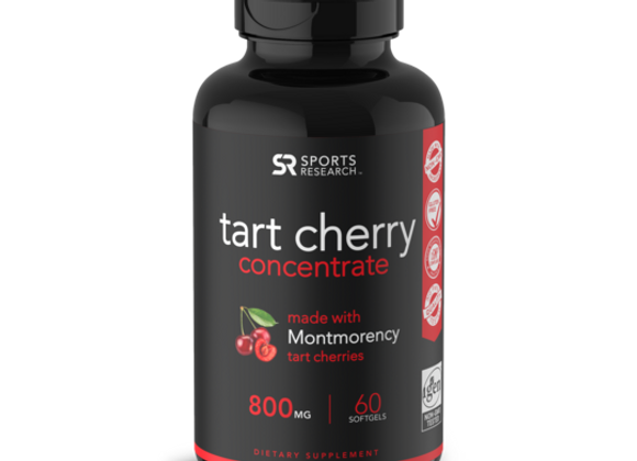 Sweet Sweat Tart Cherry Concentrate