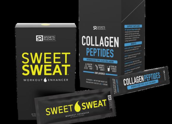Sweet Sweat Travel Bundle