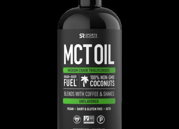 Sweet Sweat MCT Oil