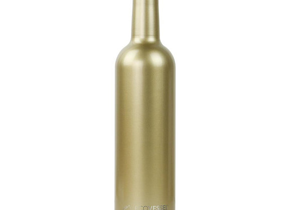 Ecovessel THE VINE - STAINLESS STEEL INSULATED WINE BOTTLE - 25OZ