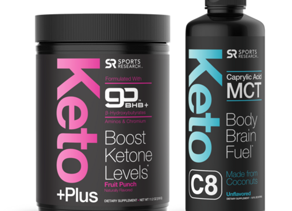 Sweet Sweat Keto Bundle