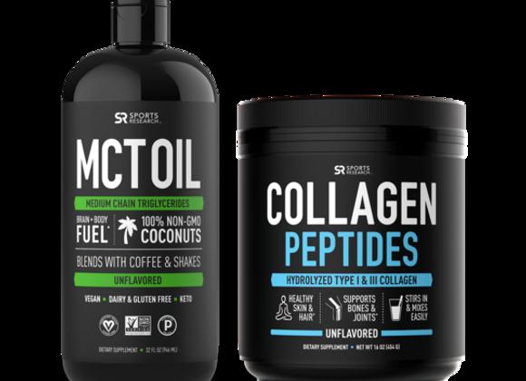 Sweat Sweat Collagen Bundle