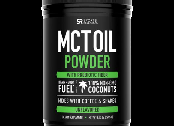 Sweet Sweat MCT Oil Powder