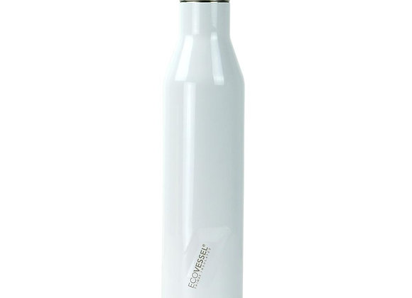 Ecovessel THE ASPEN - INSULATED STAINLESS STEEL WATER & WINE BOTTLE - 25 OZ