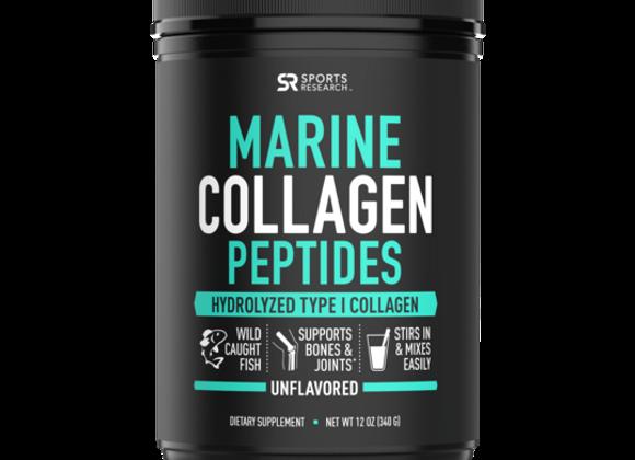 Sweet Sweat Marine Collagen Peptides