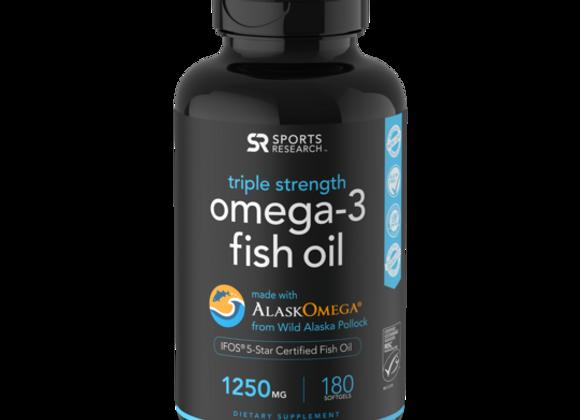 Sweet Sweat Fish Oil