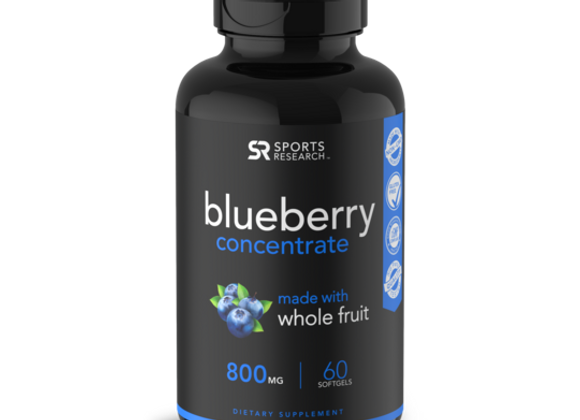 Sweat Sweat Blueberry Concentrate