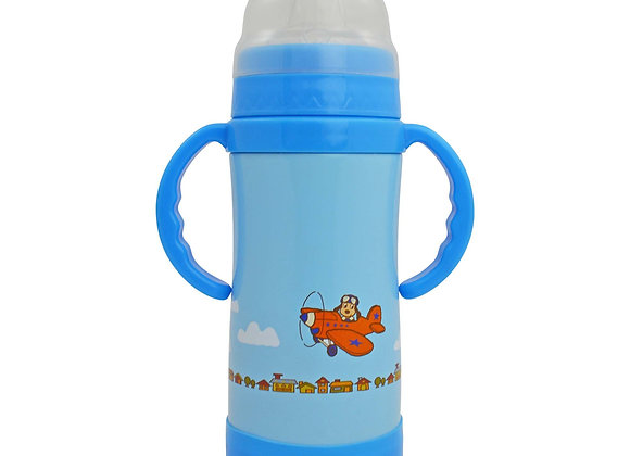 Ecovessel INSULATED STAINLESS STEEL SIPPY CUP / BOTTLE - 10 OZ