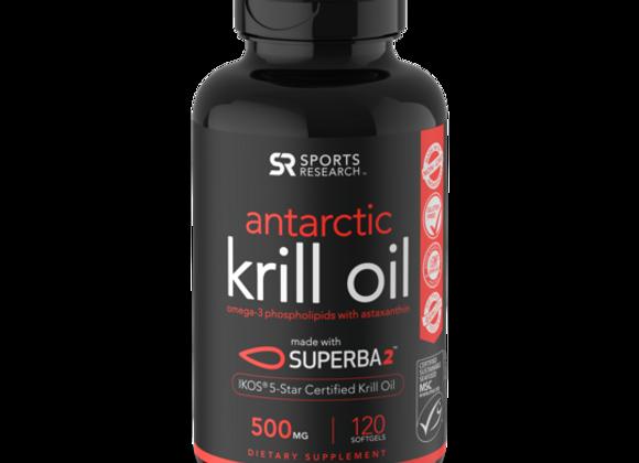Sweet Sweat Krill Oil