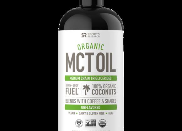 Sweet Sweat Organic MCT Oil