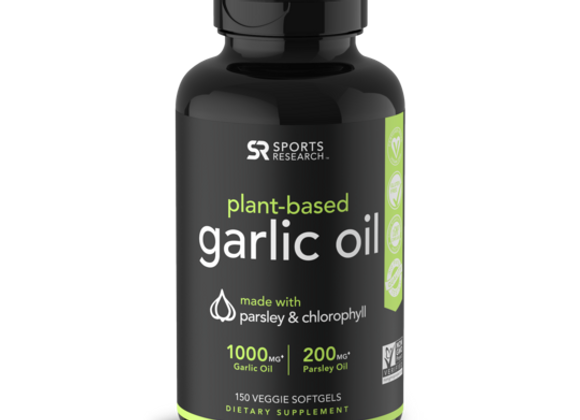 Sweet Sweat Garlic Oil