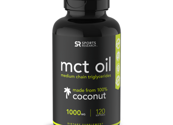 Sweet Sweat MCT OIL Softgels