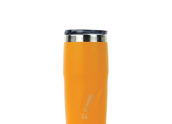 Ecovessel THE METRO - VACUUM INSULATED STAINLESS STEEL TUMBLER - 16 OZ