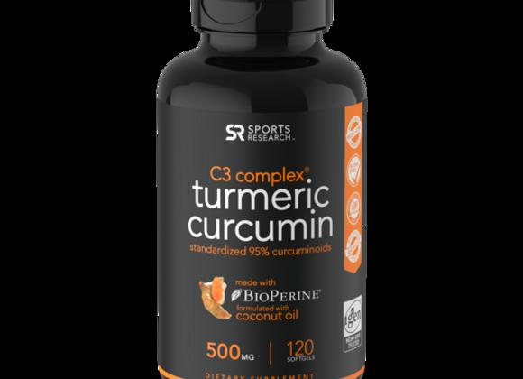 Sweet Sweat Turmeric Curcumin