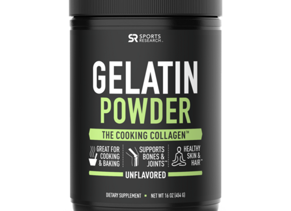 Sweet Sweat Gelatin Powder