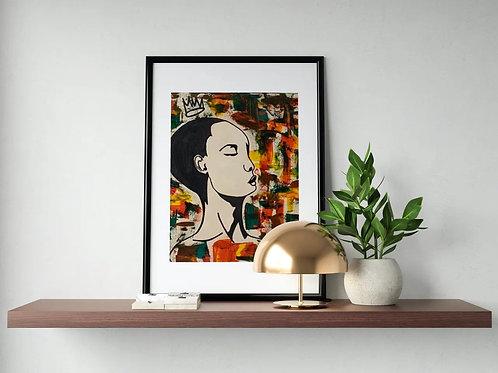 Queen Pride Print