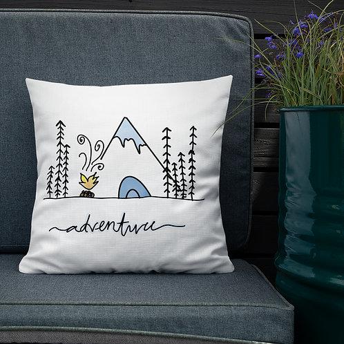 Adventure - Premium Pillow