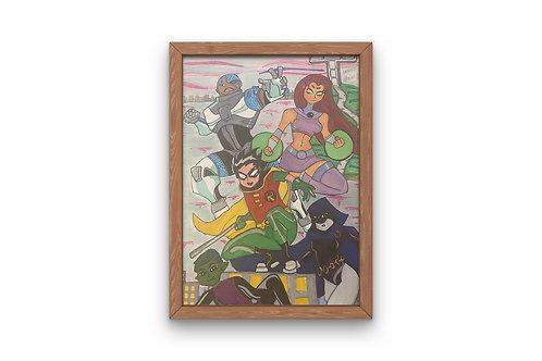 Original Teen Titans