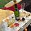 Thumbnail: Yellow Wine Set with gold flakes!