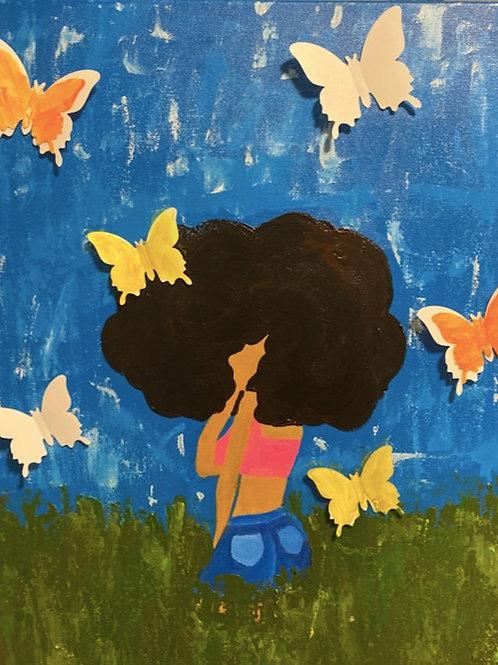 HER -original painting