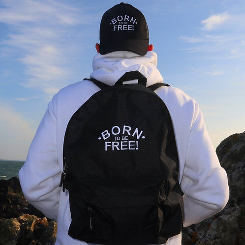 BORN TO BE FREE BACKPACK