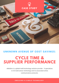 Unknown Avenues of Cost Savings:Cycle Times And Supplier Performance