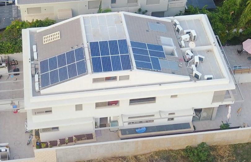 מערכת סולארית בכפר סבא